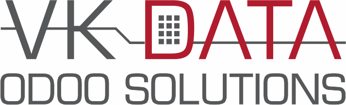 VK DATA. Odoo Solutions. Odoo Golden Partnert.