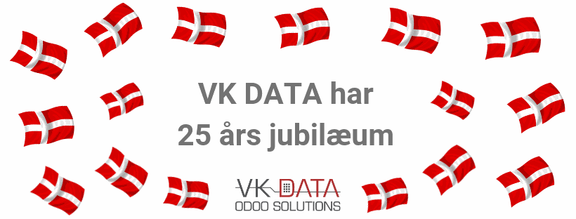 VK DATA Odoo Gold Partner